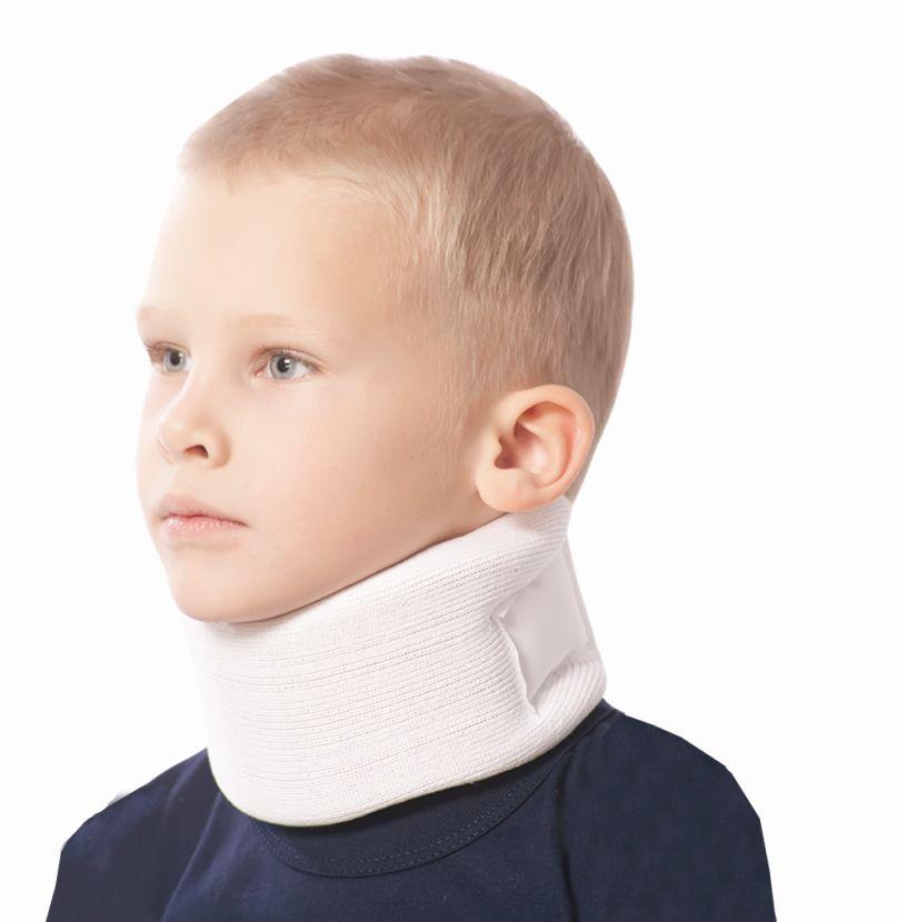 Бандаж на шейный отдел позвоночника для детей тв-002