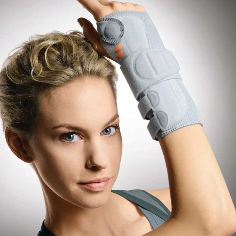 MANU-HIT Укрепляющий ортез на кисть руки